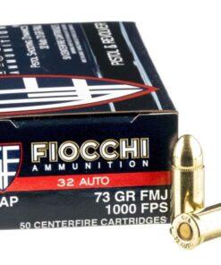 FIOCCHI 32ACP 73 GRAIN FMJ FOR SALE ONLINE