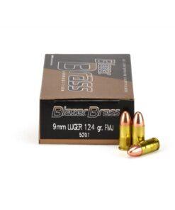 CCI 5201 BLAZER BRASS 9MM FOR SALE ONLINE