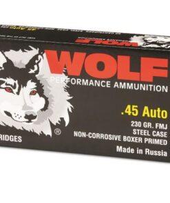 BUY WOLF 45ACP 230 GRAIN FMJ ONLINE