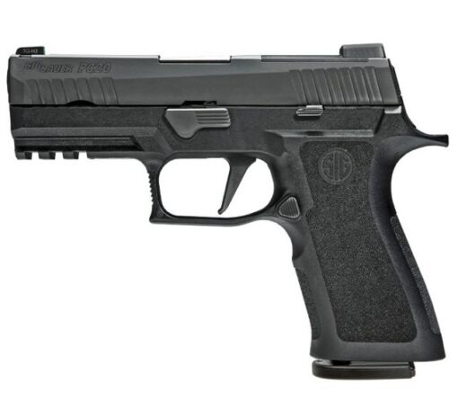 """SIG SAUER P320 XCARRY 9MM 3.9"""" 17+"""